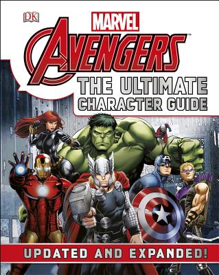 Image for Marvel The Avengers: The Ultimate Character Guide