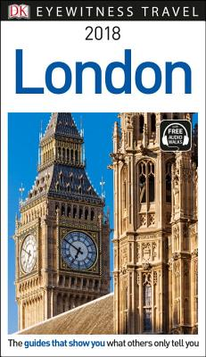 Image for DK Eyewitness Travel Guide London: 2018