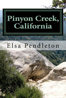 Pinyon Creek, California: a novel of the California Water Wars, Pendleton, Elsa