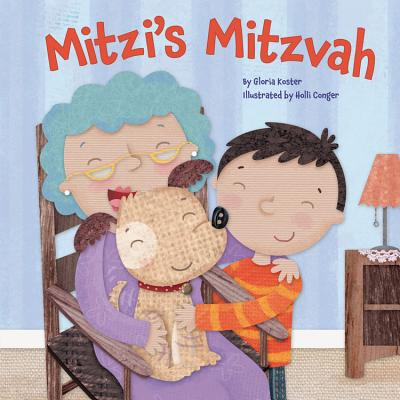 Image for Mitzi's Mitzvah (Very First Board Books)