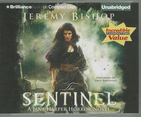 The Sentinel (Jane Harper Horror), Jeremy Bishop