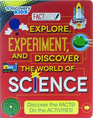 Image for Discovery Kids Explore, Experiment and Discover a World of Science (Factivity)