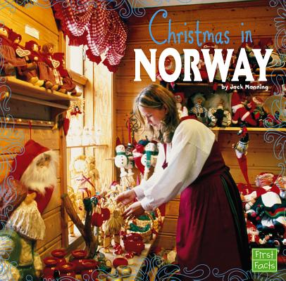Christmas in Norway (Christmas around the World), Manning, Jack