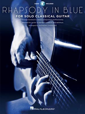 Image for Rhapsody in Blue for Solo Classical Guitar