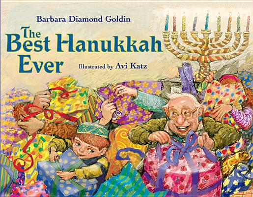 Image for The Best Hanukkah Ever