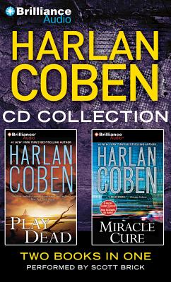 Harlan Coben CD Collection 3: Play Dead, Miracle Cure, Harlan Coben