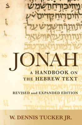 Image for Jonah: A Handbook on the Hebrew Text (Baylor Handbook on the Hebrew Bible)