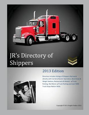 JR's Directory of Shippers, Finders, JR's Freight