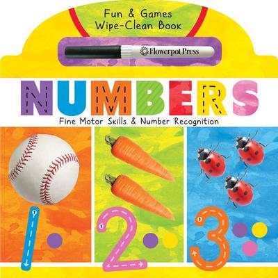 Image for Numbers: Fine Motor Skills & Number Recognition