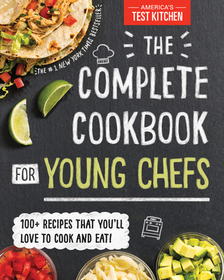 Image for Complete Cookbook for Young Chefs