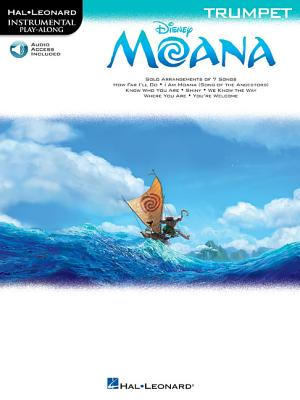 Moana: Trumpet Bk/Online Audio (Hal Leonard Instrumental Play-along)