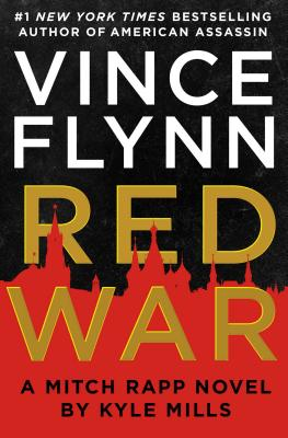 Image for Red War (A Mitch Rapp Novel)