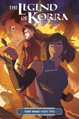 Image for The Legend of Korra Turf Wars Part Two