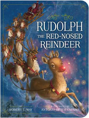 Image for Rudolph the Red-Nosed Reindeer (Classic Board Books)