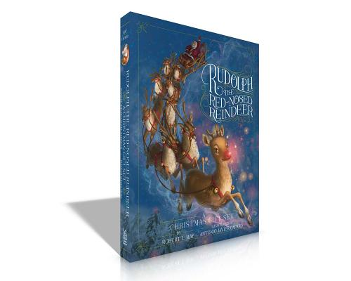 Image for Rudolph the Red-Nosed Reindeer A Christmas Gift Set: Rudolph the Red-Nosed Reindeer; Rudolph Shines Again