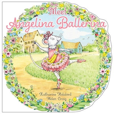 Image for MEET ANGELINA BALLERINA!