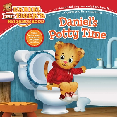 Image for DANIEL'S POTTY TIME (DANIEL TIGER'S NEIGHBORHOOD)