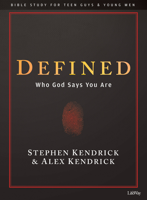 Image for Defined - Teen Guys' Bible Study Book: Who God Says You Are