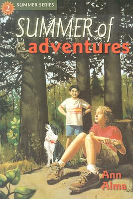 Image for SUMMER OF ADVENTURES SUMMER SERIES #2
