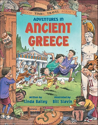Image for Adventures In Ancient Greece