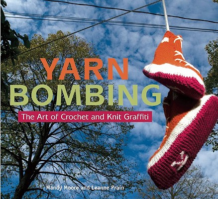 Yarn Bombing, Moore, Mandy
