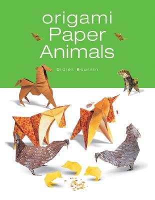 Origami Paper Animals, DIDIER BOURSIN
