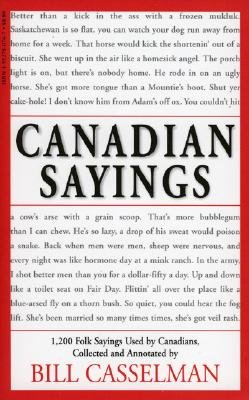 Image for Canadian Sayings