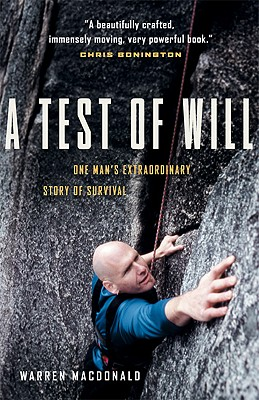 A Test Of Will, Warren MacDonald