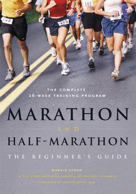 Image for MARATHON AND HALF MARATHON THE BEGINNER'S GUIDE