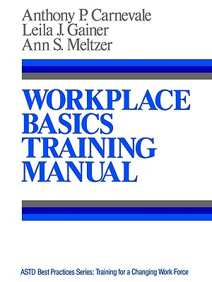 Image for WORKPLACE BASICS TRAINING MANUAL