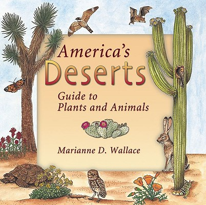 Image for America's Deserts: Guide to Plants and Animals (America's Ecosystems)