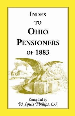 Image for Index to Ohio Pensioners of 1883