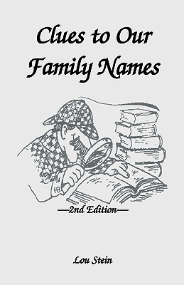 Image for Clues To Our Family Names, 2nd edition