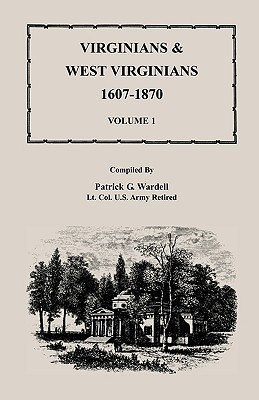 Image for Virginians & West Virginians, 1607-1870, Volume 1