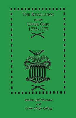 Image for The Revolution on the Upper Ohio, 1775-1777