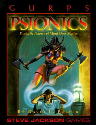 Image for GURPS Psionics (GURPS)