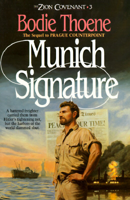 Image for Munich Signature (The Zion Covenant, Book 3)