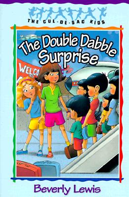 Image for The Double Dabble Surprise (Cul-de-sac Kids)