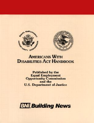 Image for Americans With Disabilities Act Handbook