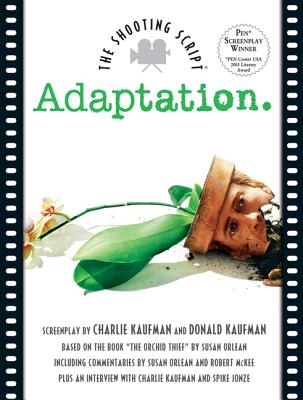 Image for ADAPTATION THE SHOOTING SCRIPT