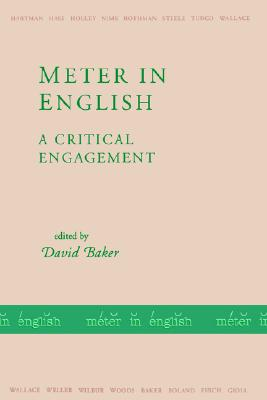 Image for Meter in English: A Critical Engagement