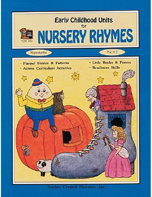 Image for Early Childhood Units for Nursery Rhymes (Tcm020)
