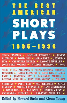 Image for The Best American Short Plays 1995-1996