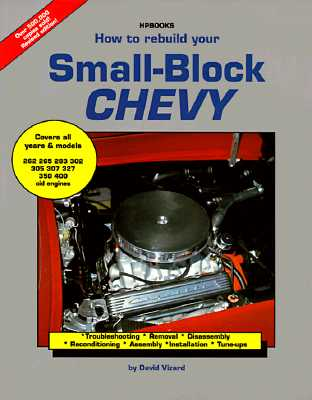 Image for How to Rebuild Your Small-Block Chevy