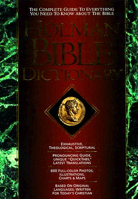 Image for Holman Bible Dictionary