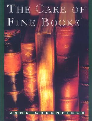 Image for Care of Fine Books