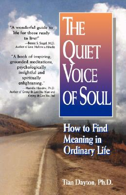 Image for The Quiet Voice of Soul: How to Find Meaning in Ordinary Life