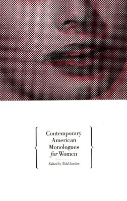 Image for Contemporary American Monologues for Women