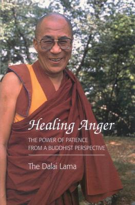 Image for Healing Anger: Power of Patience From a Buddhist Perspective