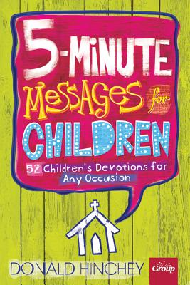 Image for 5-Minute Messages for Children